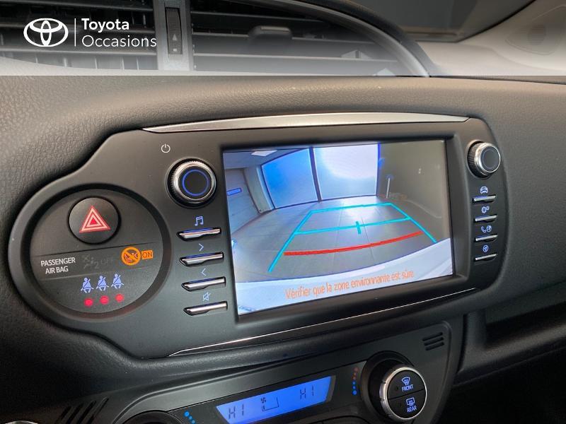 Photo 13 de l'offre de TOYOTA Yaris 100h Dynamic 5p RC18 à 13990€ chez Altis - Toyota Lorient