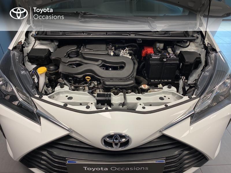Photo 20 de l'offre de TOYOTA Yaris 70 VVT-i France 5p RC18 à 10990€ chez Altis - Toyota Lorient