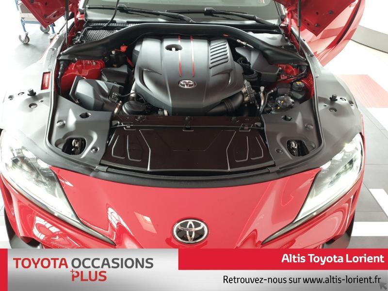Photo 11 de l'offre de TOYOTA GR Supra 3.0 340ch Pack Premium à 65990€ chez Altis - Toyota Lorient