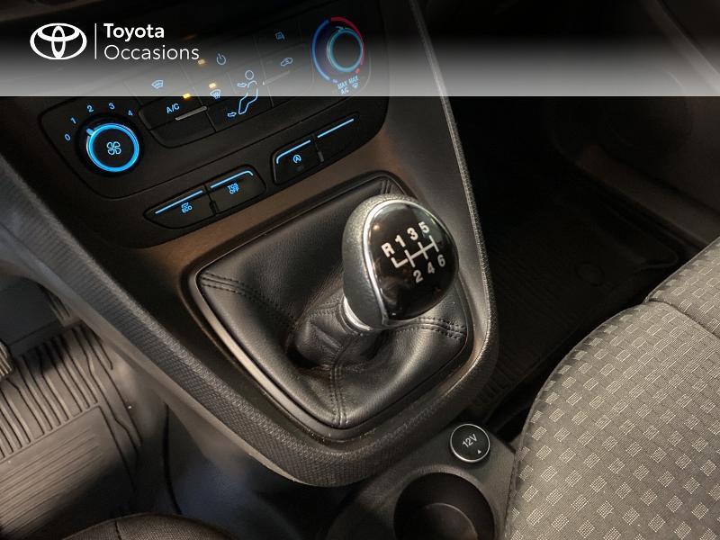 Photo 13 de l'offre de FORD Transit Connect L1 1.5 EcoBlue 75ch Trend Business à 13490€ chez Altis - Toyota Lorient