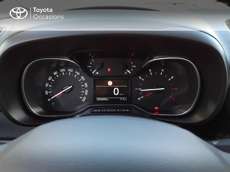Photo 14 de l'offre de TOYOTA PROACE CITY Verso Medium 1.5 100 D-4D Design à 28190€ chez Altis - Toyota Lorient