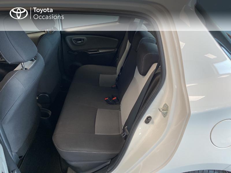 Photo 7 de l'offre de TOYOTA Yaris 100h France 5p à 13980€ chez Altis - Toyota Lorient