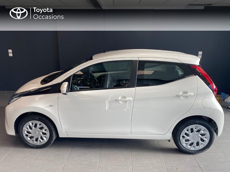 Photo 3 de l'offre de TOYOTA Aygo 1.0 VVT-i 72ch x-play 5p à 9490€ chez Altis - Toyota Lorient