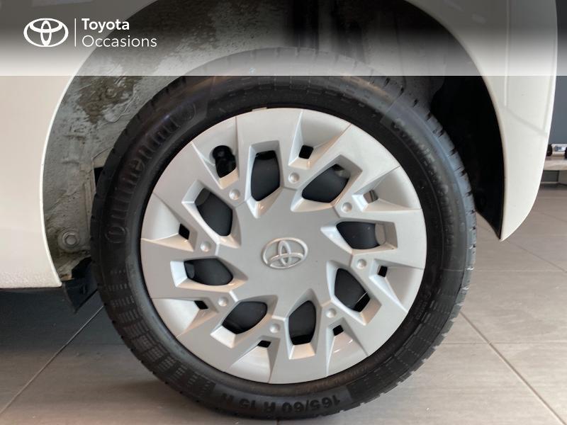 Photo 16 de l'offre de TOYOTA Aygo 1.0 VVT-i 72ch x-play 3p à 9990€ chez Altis - Toyota Lorient