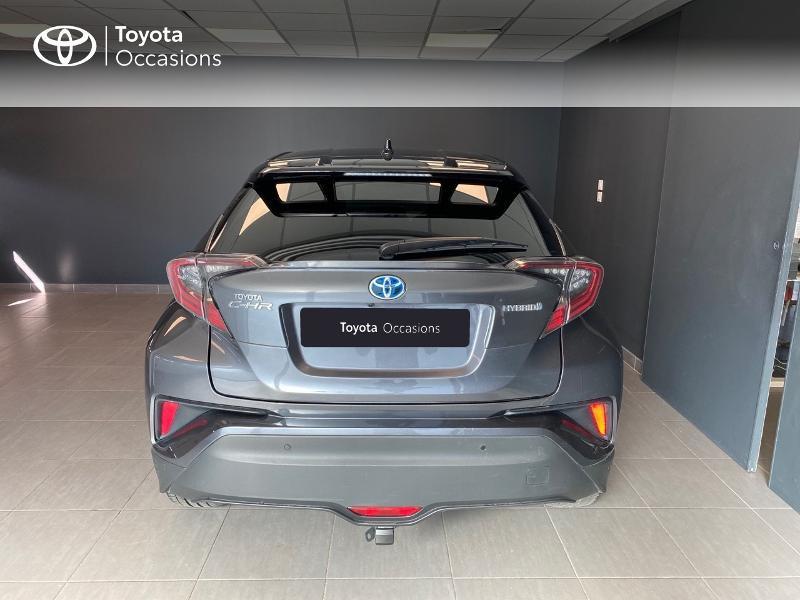 Photo 4 de l'offre de TOYOTA C-HR 122h Collection 2WD E-CVT à 22980€ chez Altis - Toyota Lorient