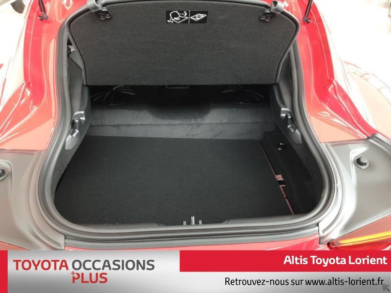 Photo 15 de l'offre de TOYOTA GR Supra 3.0 340ch Pack Premium à 65990€ chez Altis - Toyota Lorient