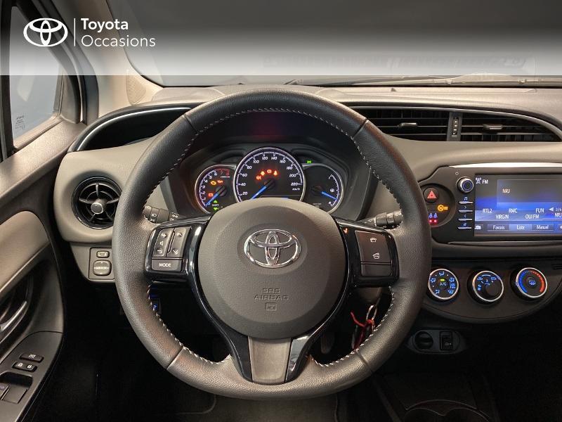 Photo 8 de l'offre de TOYOTA Yaris 70 VVT-i France 5p RC18 à 10990€ chez Altis - Toyota Lorient