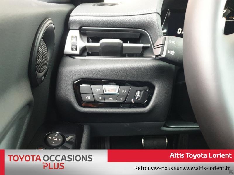 Photo 9 de l'offre de TOYOTA GR Supra 3.0 340ch Pack Premium à 65990€ chez Altis - Toyota Lorient