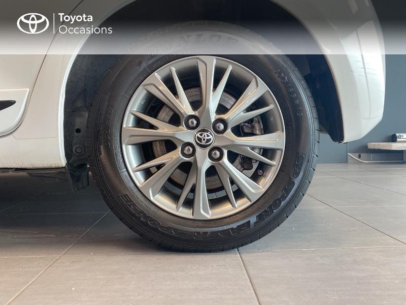 Photo 16 de l'offre de TOYOTA Yaris 100h Dynamic 5p MY19 à 13980€ chez Altis - Toyota Lorient