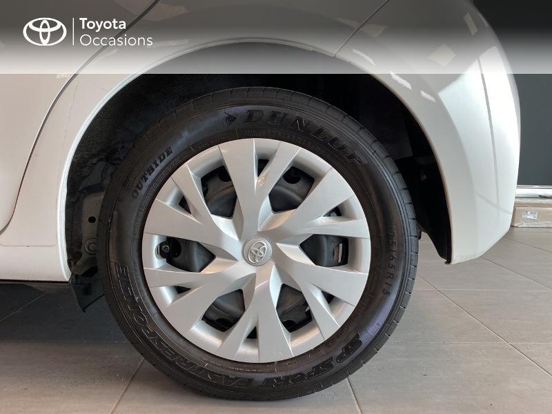 Photo 16 de l'offre de TOYOTA Yaris 100h France 5p à 13980€ chez Altis - Toyota Lorient