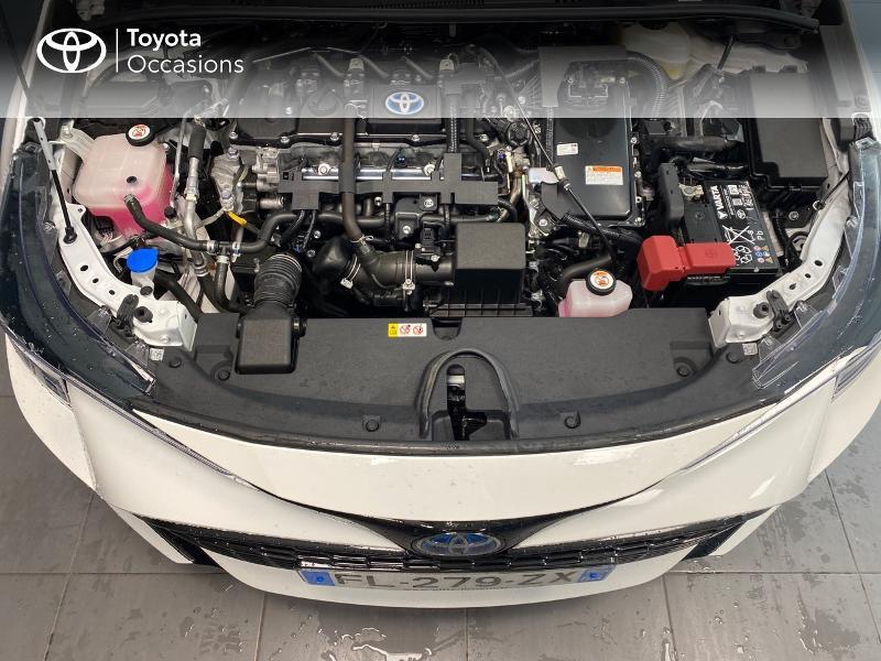 Photo 19 de l'offre de TOYOTA Corolla 122h Design à 20990€ chez Altis - Toyota Lorient