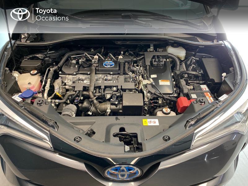 Photo 20 de l'offre de TOYOTA C-HR 122h Collection 2WD E-CVT à 22980€ chez Altis - Toyota Lorient