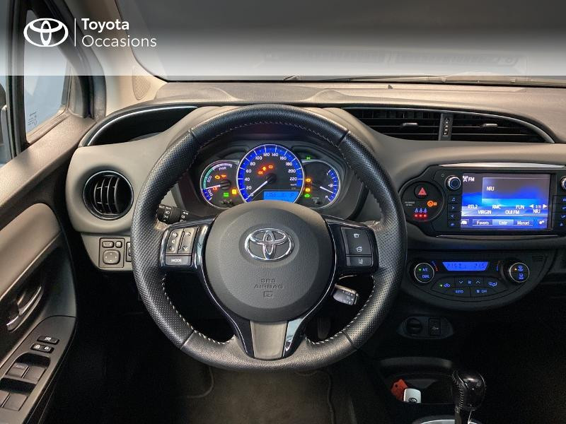 Photo 8 de l'offre de TOYOTA Yaris HSD 100h Design 5p à 12390€ chez Altis - Toyota Lorient
