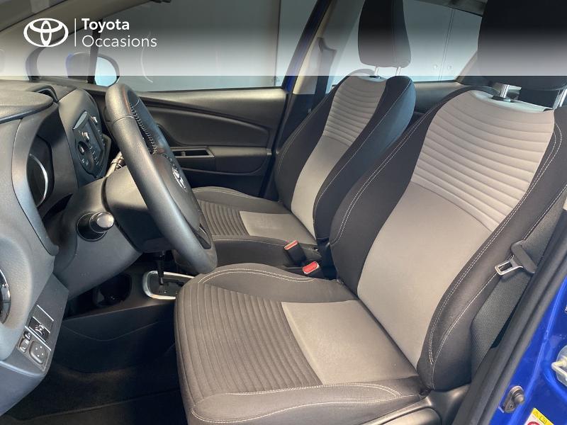Photo 6 de l'offre de TOYOTA Yaris 100h Dynamic 5p à 13990€ chez Altis - Toyota Lorient