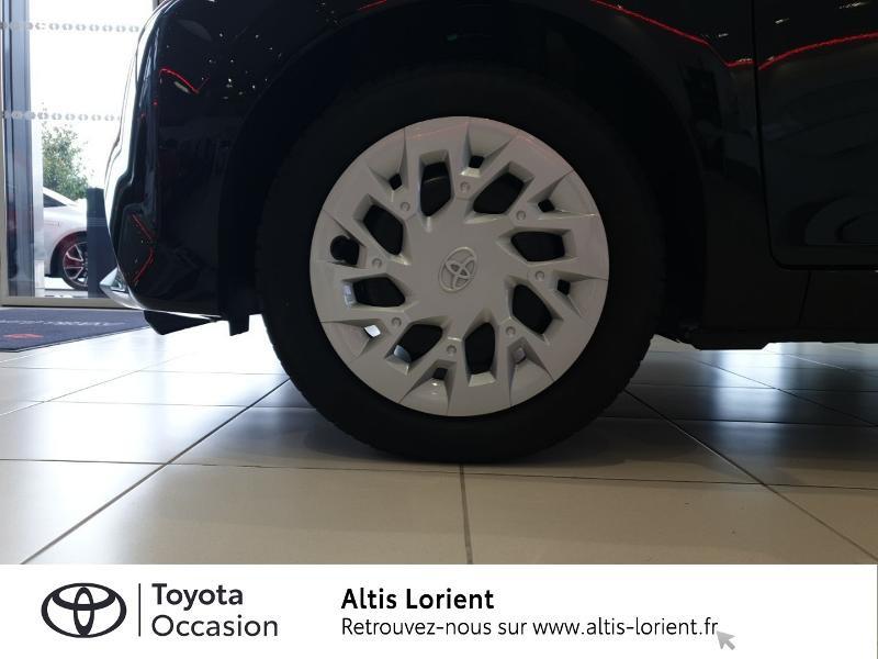 Photo 4 de l'offre de TOYOTA Aygo 1.0 VVT-i 72ch x-play 5p à 11490€ chez Altis - Toyota Lorient