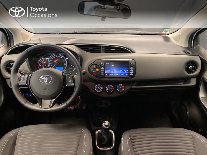 Photo 12 de l'offre de TOYOTA Yaris 70 VVT-i France 5p RC18 à 10990€ chez Altis - Toyota Lorient