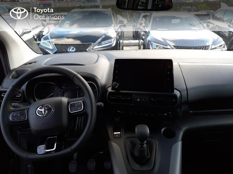 Photo 8 de l'offre de TOYOTA PROACE CITY Verso Medium 1.5 100 D-4D Design RC21 à 28590€ chez Altis - Toyota Lorient