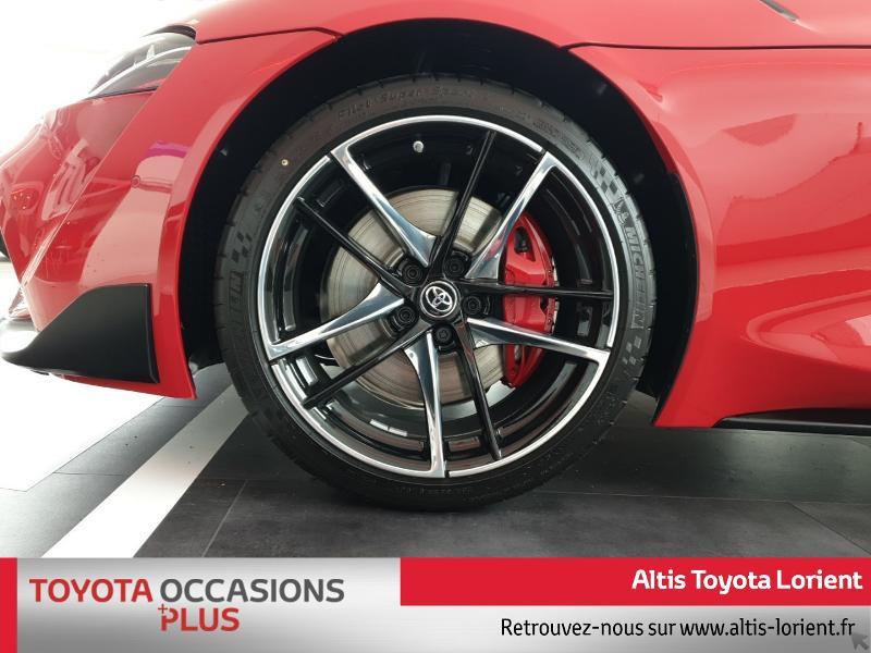 Photo 4 de l'offre de TOYOTA GR Supra 3.0 340ch Pack Premium à 65990€ chez Altis - Toyota Lorient