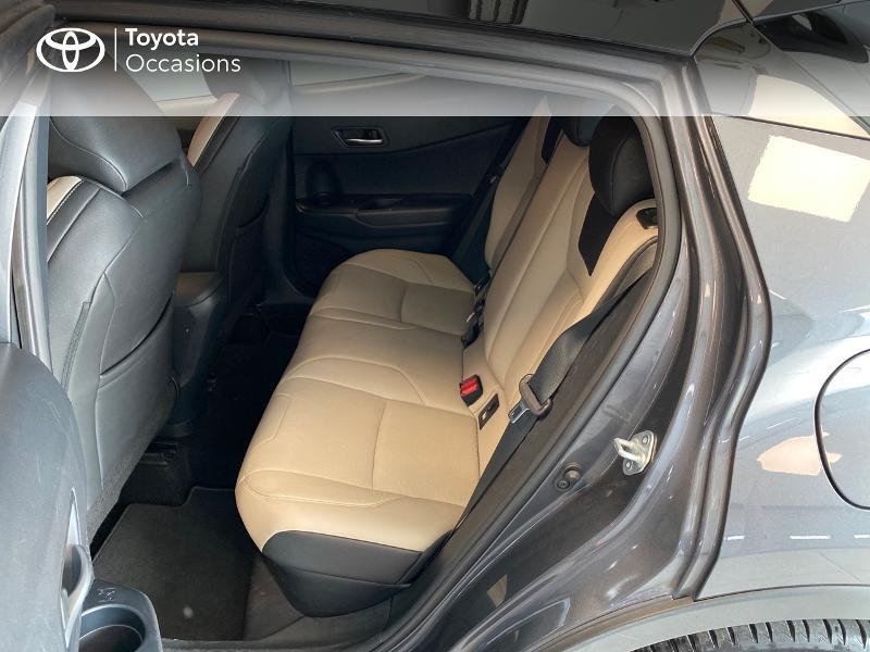 Photo 7 de l'offre de TOYOTA C-HR 122h Collection 2WD E-CVT à 22980€ chez Altis - Toyota Lorient