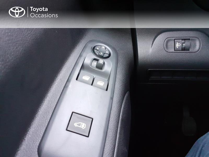 Photo 21 de l'offre de TOYOTA PROACE CITY Long 130 D-4D Business RC21 à 24590€ chez Altis - Toyota Lorient