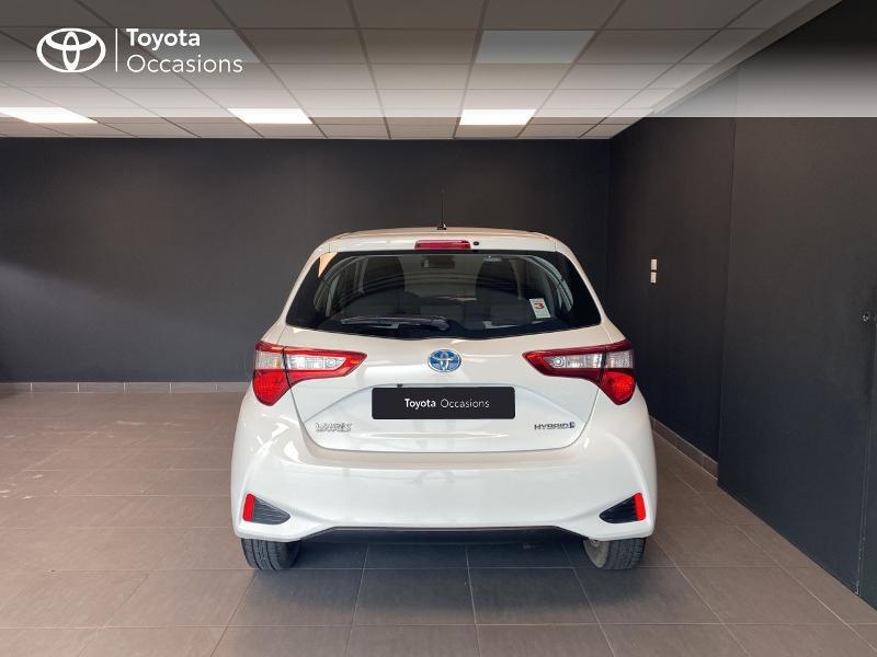 Photo 4 de l'offre de TOYOTA Yaris 100h Dynamic 5p MY19 à 13980€ chez Altis - Toyota Lorient