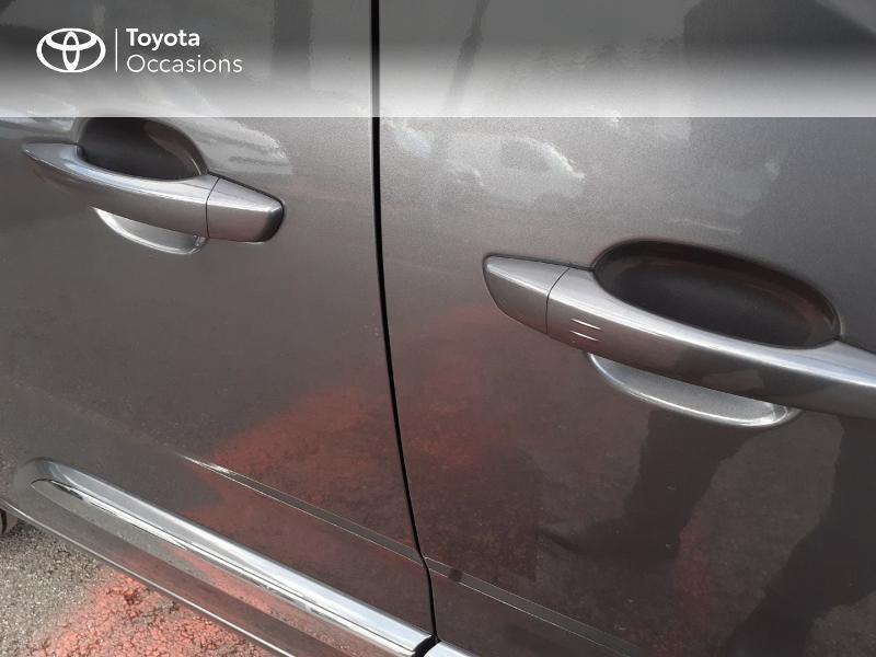 Photo 24 de l'offre de TOYOTA PROACE CITY Verso Medium 1.5 100 D-4D Design RC21 à 28590€ chez Altis - Toyota Lorient