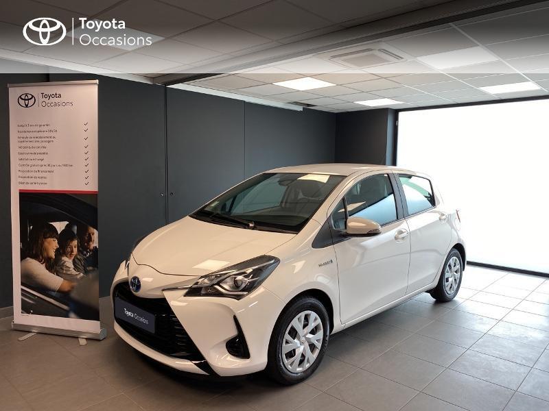 Photo 1 de l'offre de TOYOTA Yaris 100h France 5p à 13980€ chez Altis - Toyota Lorient