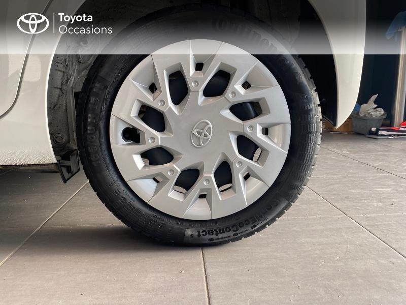 Photo 16 de l'offre de TOYOTA Aygo 1.0 VVT-i 72ch x-play 5p à 9490€ chez Altis - Toyota Lorient