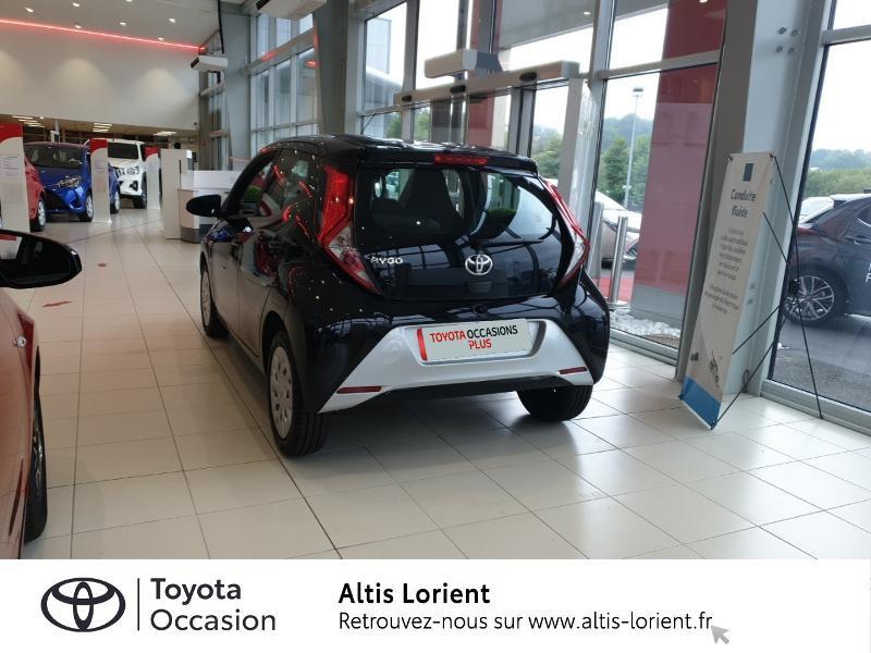 Photo 2 de l'offre de TOYOTA Aygo 1.0 VVT-i 72ch x-play 5p à 11490€ chez Altis - Toyota Lorient