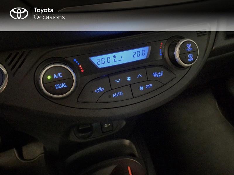 Photo 9 de l'offre de TOYOTA Yaris 100h Dynamic 5p à 12980€ chez Altis - Toyota Lorient