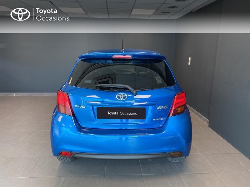 Photo 4 de l'offre de TOYOTA Yaris HSD 100h Design 5p à 12390€ chez Altis - Toyota Lorient