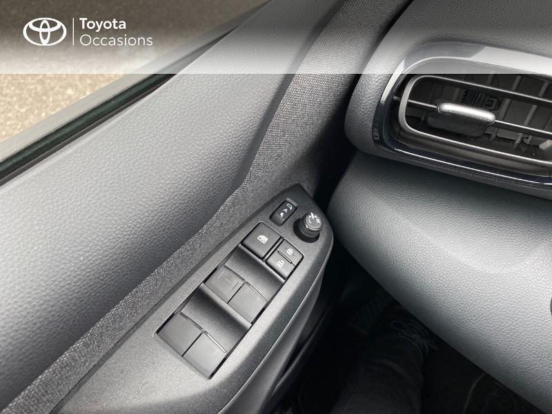 Photo 21 de l'offre de TOYOTA Yaris 116h Design 5p à 23000€ chez Altis - Toyota Lorient