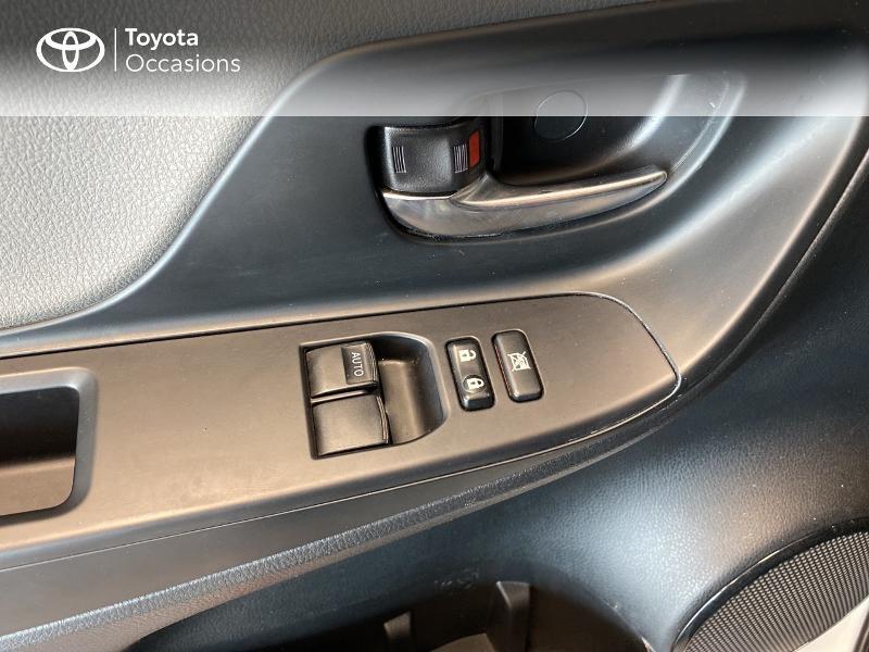 Photo 19 de l'offre de TOYOTA Yaris 100h France 5p à 13980€ chez Altis - Toyota Lorient