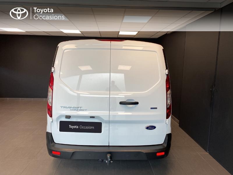Photo 4 de l'offre de FORD Transit Connect L1 1.5 EcoBlue 75ch Trend Business à 13490€ chez Altis - Toyota Lorient