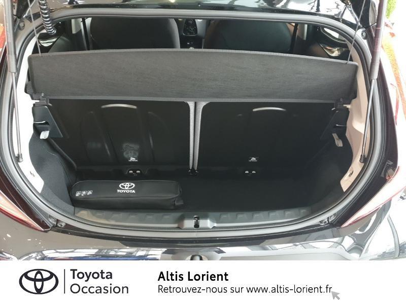 Photo 15 de l'offre de TOYOTA Aygo 1.0 VVT-i 72ch x-play 5p à 11490€ chez Altis - Toyota Lorient