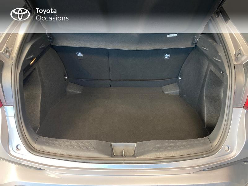 Photo 15 de l'offre de TOYOTA C-HR 122h Edition 2WD E-CVT RC18 à 19990€ chez Altis - Toyota Lorient