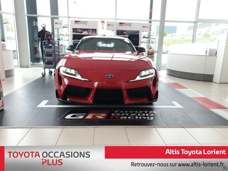 Photo 12 de l'offre de TOYOTA GR Supra 3.0 340ch Pack Premium à 65990€ chez Altis - Toyota Lorient