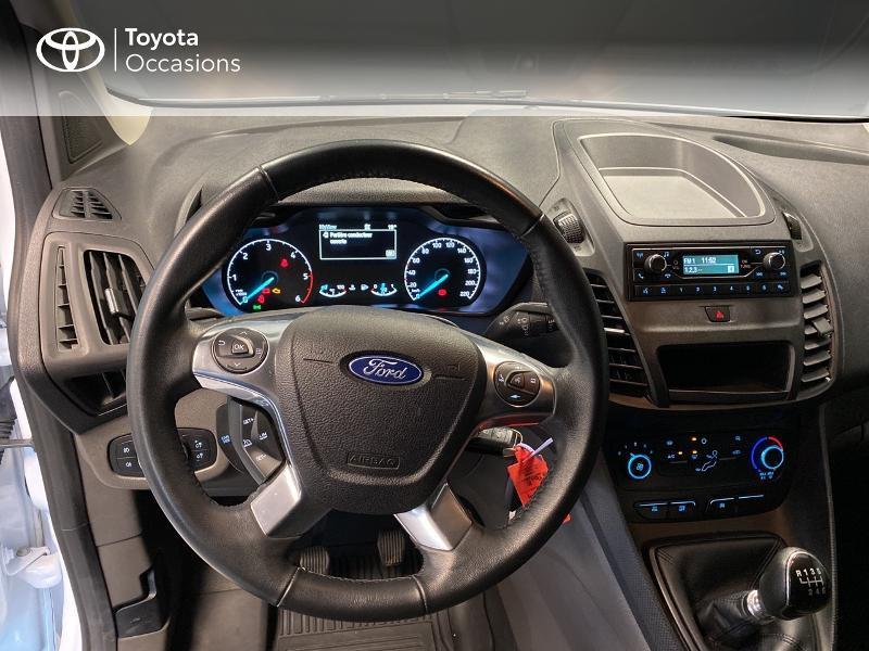 Photo 8 de l'offre de FORD Transit Connect L1 1.5 EcoBlue 75ch Trend Business à 13490€ chez Altis - Toyota Lorient