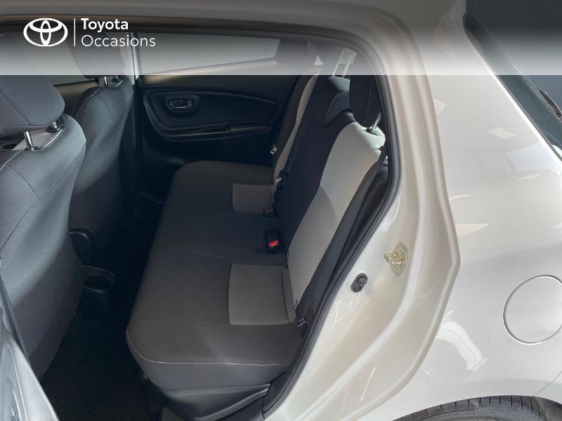 Photo 7 de l'offre de TOYOTA Yaris 100h Dynamic 5p RC18 à 13990€ chez Altis - Toyota Lorient