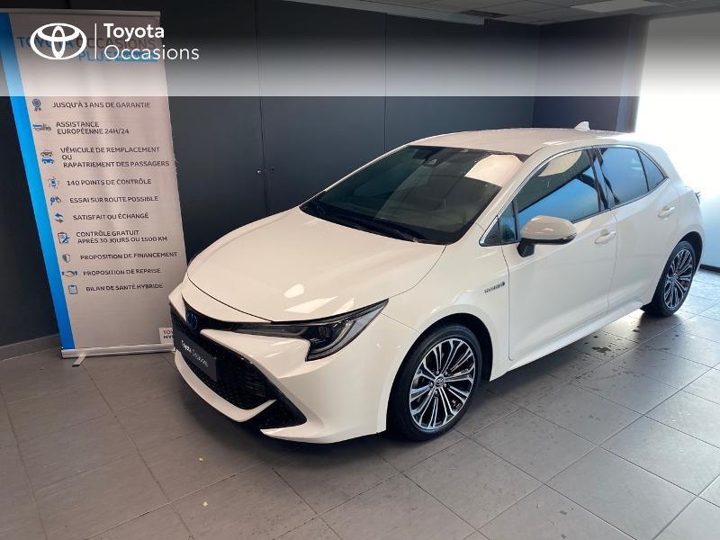 Photo 1 de l'offre de TOYOTA Corolla 122h Design à 20990€ chez Altis - Toyota Lorient