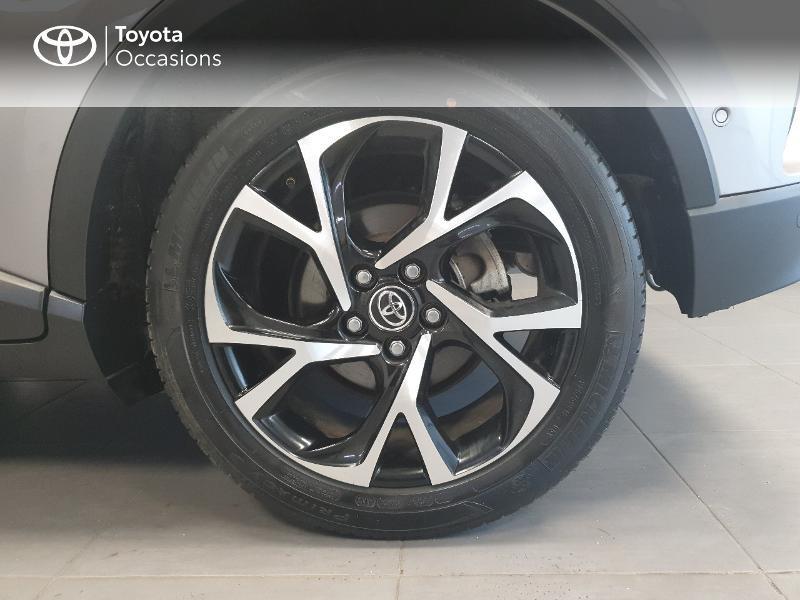 Photo 16 de l'offre de TOYOTA C-HR 122h Graphic 2WD E-CVT à 18980€ chez Altis - Toyota Lorient