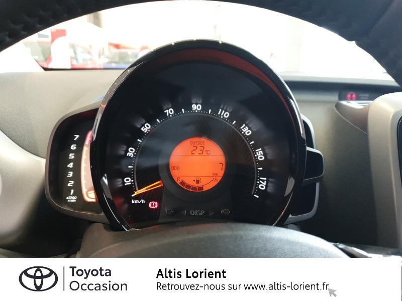 Photo 6 de l'offre de TOYOTA Aygo 1.0 VVT-i 72ch x-play 5p à 11490€ chez Altis - Toyota Lorient