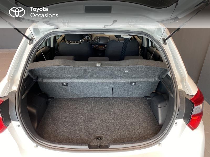 Photo 10 de l'offre de TOYOTA Yaris 100h France 5p à 13980€ chez Altis - Toyota Lorient