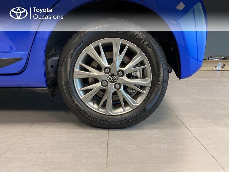Photo 4 de l'offre de TOYOTA Yaris 100h Dynamic 5p à 12980€ chez Altis - Toyota Lorient