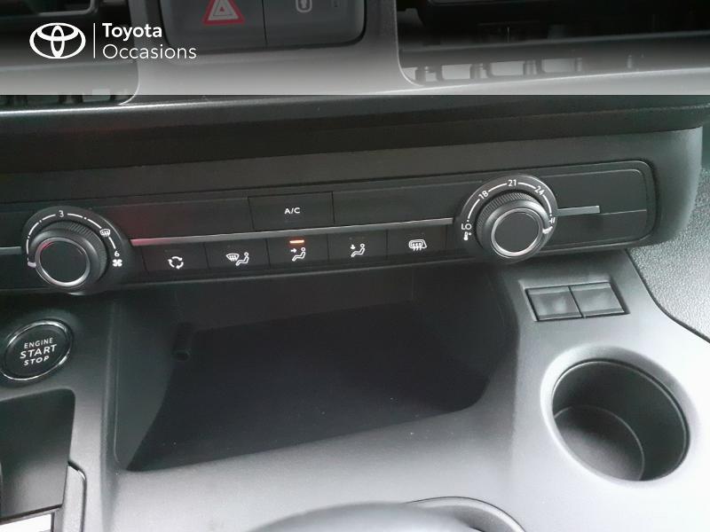 Photo 22 de l'offre de TOYOTA PROACE CITY Long 130 D-4D Business RC21 à 24590€ chez Altis - Toyota Lorient