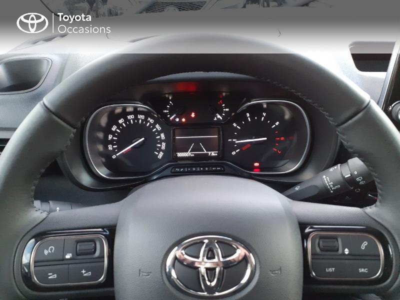 Photo 13 de l'offre de TOYOTA PROACE CITY Verso Medium 1.5 100 D-4D Design RC21 à 28590€ chez Altis - Toyota Lorient