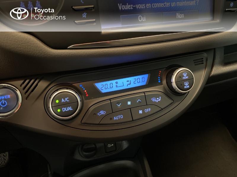 Photo 13 de l'offre de TOYOTA Yaris 100h France 5p à 13980€ chez Altis - Toyota Lorient