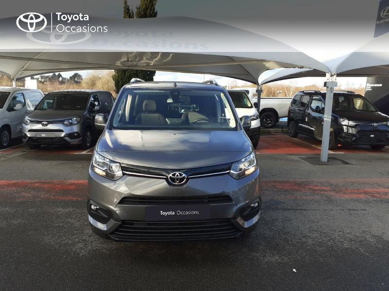 Photo 5 de l'offre de TOYOTA PROACE CITY Verso Medium 1.5 100 D-4D Design RC21 à 28590€ chez Altis - Toyota Lorient