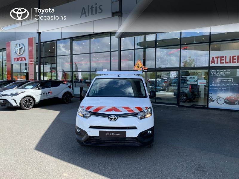 Photo 5 de l'offre de TOYOTA PROACE CITY Medium 75 D-4D Dynamic RC21 à 19990€ chez Altis - Toyota Lorient