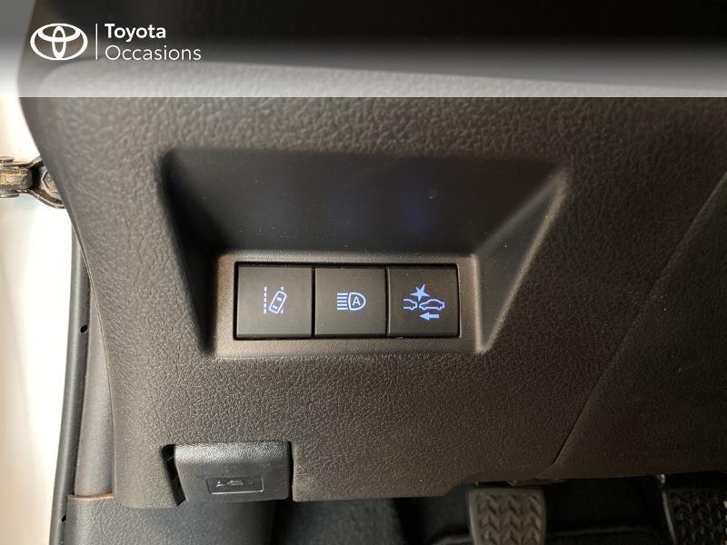 Photo 17 de l'offre de TOYOTA Yaris 70 VVT-i France 5p RC18 à 10990€ chez Altis - Toyota Lorient